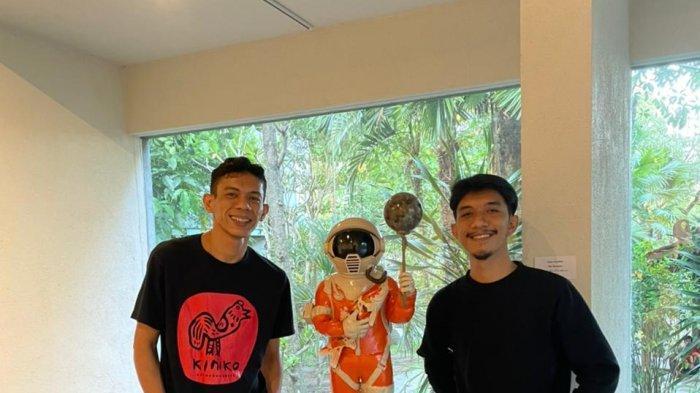 Pameran Tunggal Iwan Suastika 'Reflection in Period', Perpaduan Masa Kini dan Imajinasi