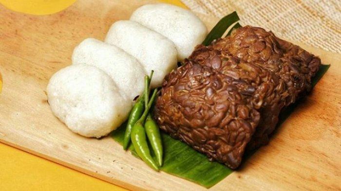 Jadah Tempe Mbah Carik, makanan populer khas Kaliurang Sleman