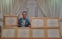 Jadi Juara STA 2021, Anies Baswedan Sebut Bukan Hanya Kerja Keras Pemprov DKI Jakarta Saja
