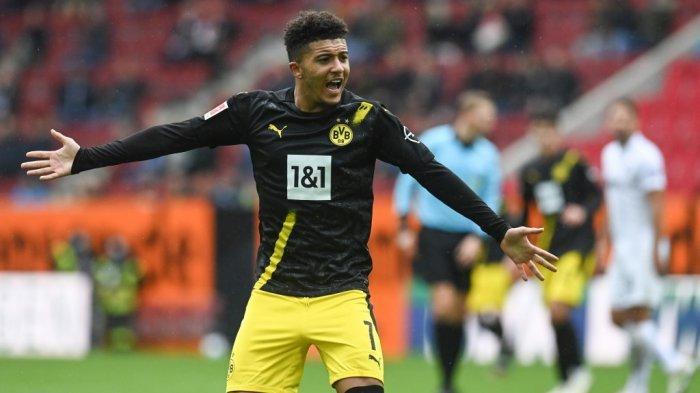 Sancho Terlalu Memikirkan Rumor Transfernya ke Man Utd, Kata CEO Dortmund