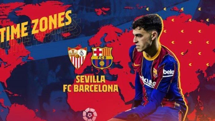 Prediksi SEVILLA VS BARCELONA: Duel Pemegang Papan Atas Klasemen La Liga