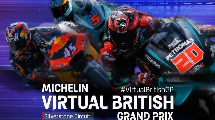 Jadwal Tayang & LINK Live Streaming MotoGP Virtual Race 5 Minggu Malam, Jorge Lorenzo Masuk Line Up