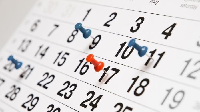 Berikut Jadwal Cuti Bersama Lebaran 2020 Lengkap dengan Hari Libur Nasional