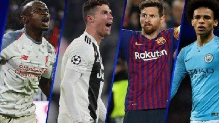 Jadwal Liga Champion 8 Besar Siaran Langsung Tottenham vs Manchester City dan Liverpool vs FC Porto