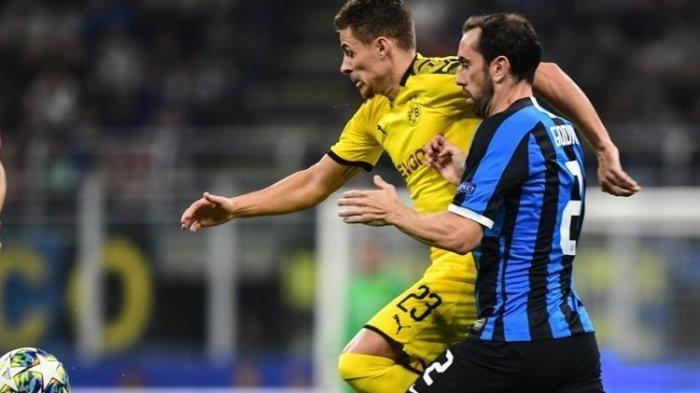 Jadwal Liga Champion Dortmund vs Inter Milan, Nerazzurri Tak Lagi Krisis, Borrusia Bawa Misi Dendam