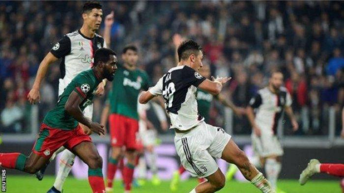 Jadwal Liga Champion Lokomotiv Moskva vs Juventus, Laga Panas Penentu Grup D - Informasi Siaran SCTV