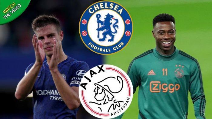 Jadwal Liga Champion malam ini Chelsea vs Ajax Tayang Live dan Streaming SCTV, Modal 7 Kemenangan