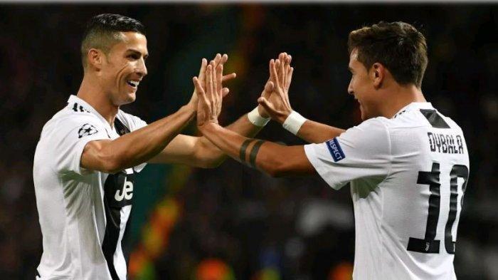 Juventus vs Lecce - Prediksi Formasi Lini Depan Jika Cristiano Ronaldo Diistirahatkan