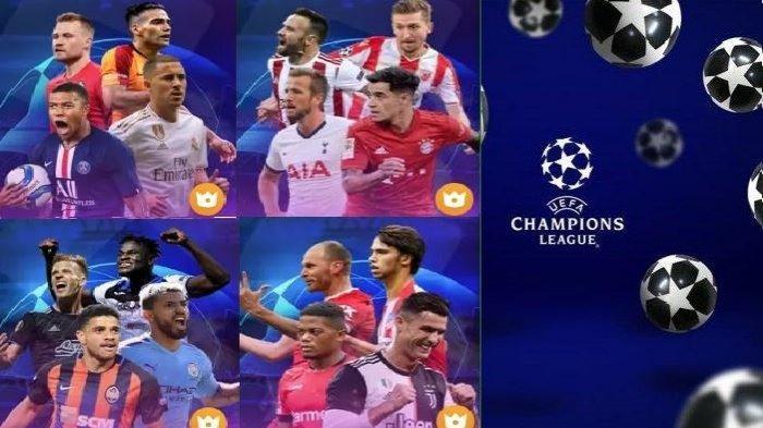 Jadwal Liga Champion Malam Ini Duo Madrid di SCTV dan Jam Tayang Streaming Juventus, Man City, Spurs