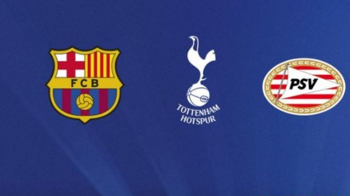 Cara Live Streaming Liga Champions Di Bein Sport Maxstream Barcelona Vs Psv Inter Vs Tottenham Halaman All Tribun Jogja
