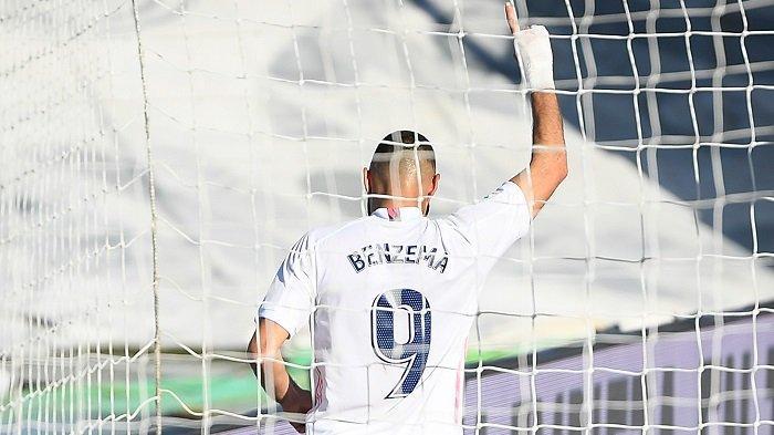 Hasil Liga Spanyol: Rekor Benzema Bawa Real Madrid Kangkangi Barcelona