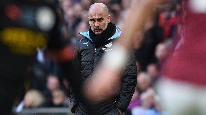 Komentar Pelatih Jelang Liga Champions Mönchengladbach vs Manchester City
