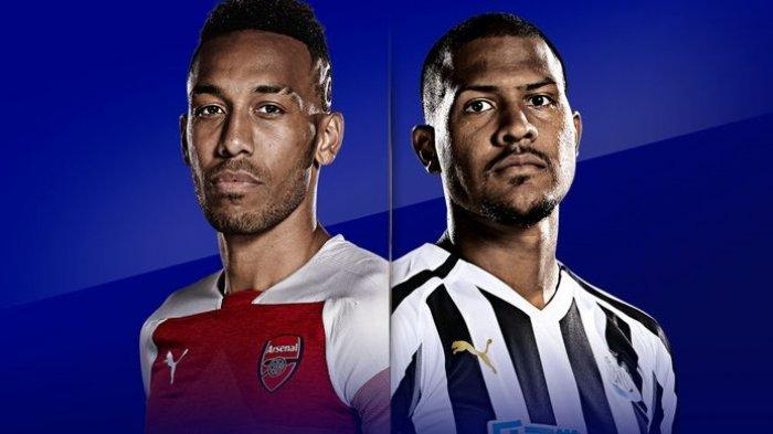 Prediksi Formasi Line Up ARSENAL vs NEWCASTLE, Link Siaran Langsung Live Streaming TV Premier League