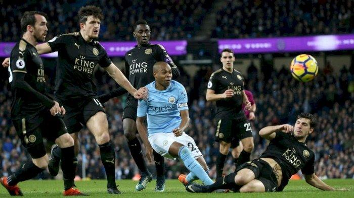 Jadwal Liga Inggris Malam Ini di MNCTV Bein Sports Man City vs Leicester City