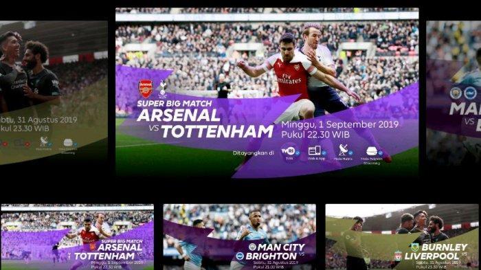 Jadwal Liga Inggris Malam Ini Live Mola Tv Tvri Ada Mu Chelsea Man City Dan Liverpool Tribun Jogja