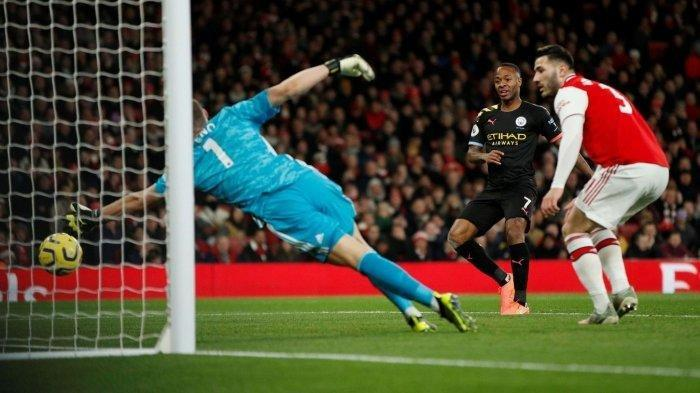 LINK Streaming Premier League Manchester City vs Arsenal di Mola Tv - Jadwal Liga Inggris Matchday 5