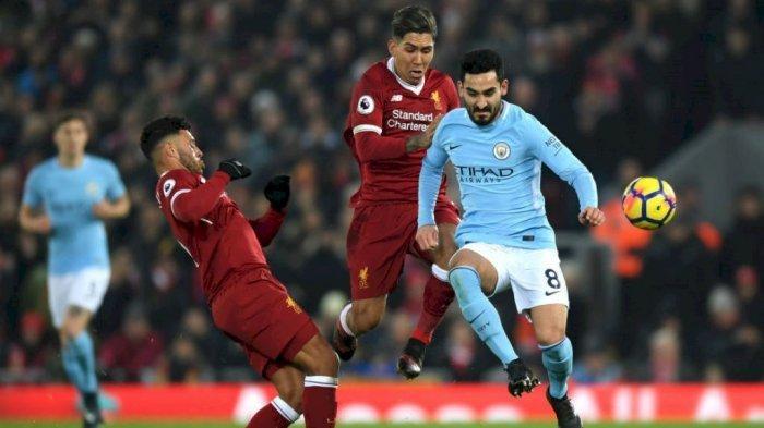 Jadwal dan Hasil Liga Inggris - Jadwal MU di TVRI dan Liverpool vs Man City Tayang MolaTv Malam Ini
