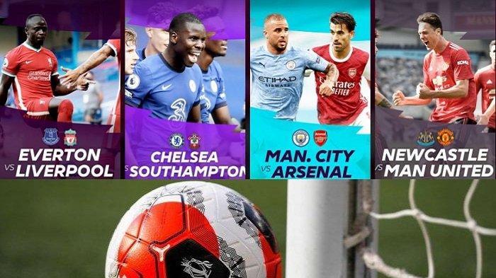 Jadwal Liga Inggris Siaran Langsung Net Tv Live Streaming Mola Tv Matchday 5 Premier League Tribun Jogja
