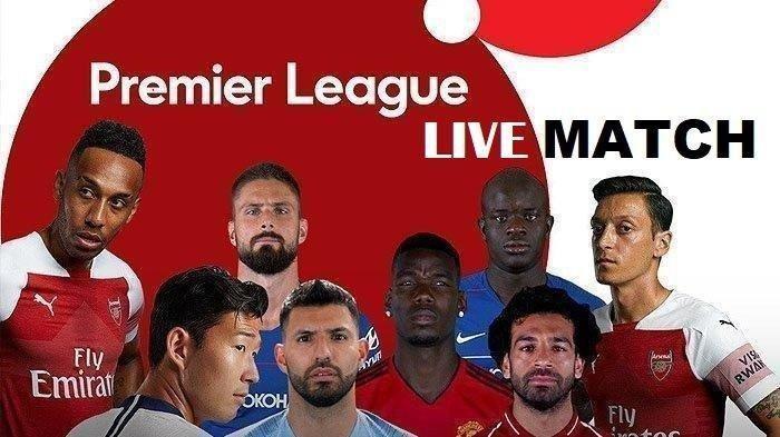 Jadwal Liga Inggris TVRI / Mola Tv - Arsenal vs Man City dan Jam Tayang Tv Liverpool Chelsea MU