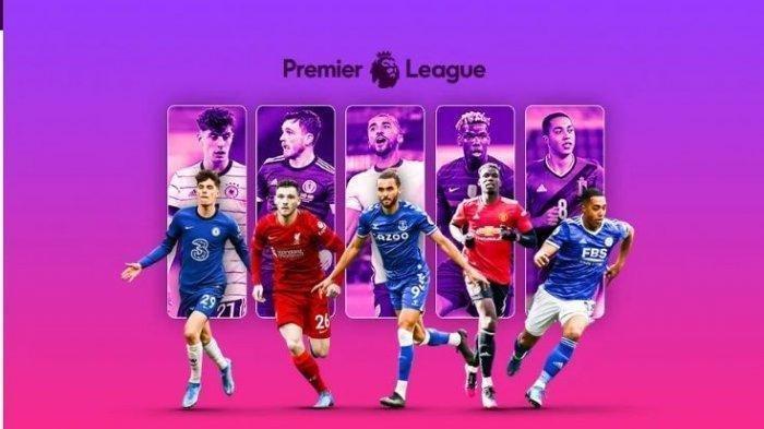 Jadwal Liga Inggris - Kompetisi Premier League sebagai kasta tertinggi Liga Inggris segera bergulir mulai 14 Agustus 2021