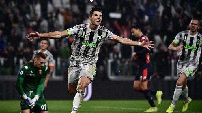 Link Siaran Langsung Live Streaming JUVENTUS vs GENOA di Channel TVRI Coppa Italia Malam Ini
