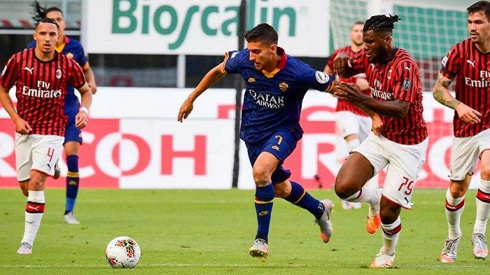 Jadwal Liga Italia Live BeIN SPORTS 2 / RCTI: Jam Tayang AC Milan vs AS Roma, Juventus & Inter Milan