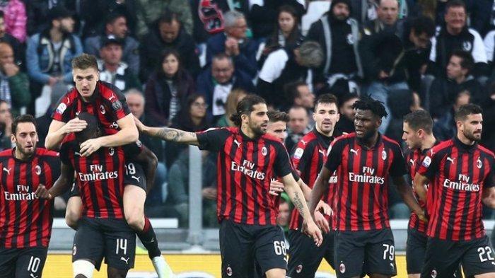 Hasil Liga Italia AC Milan vs Udinese Saling Balas Gol, Skor Akhir 3-2
