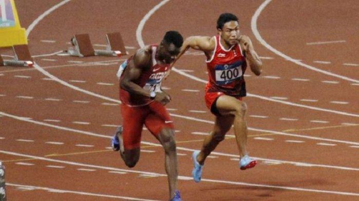 Jadwal Live Streaming Atletik Asian Games 2018 : Lalu Zohri dkk Berlaga di Partai Final