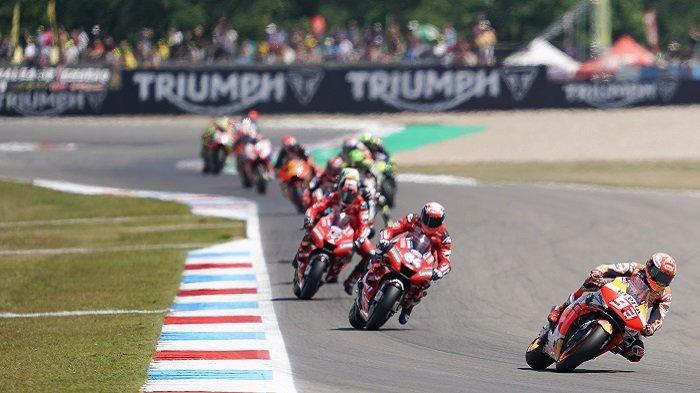 Jadwal Moto GP Belanda & Channel TV Siaran Live Streaming MotoGP 2021 di Trans7 Fox Sports