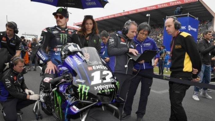 Jadwal MotoGP 2019 Hari Ini Tayang Siaran Langsung dan Live Streaming Trans7, Starting Grid
