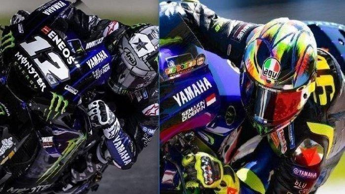 Jadwal MotoGP 2019 Live Streaming Trans7, Rossi dan Vinales Taklukkan Trek Panjang dan Suhu Ekstrem