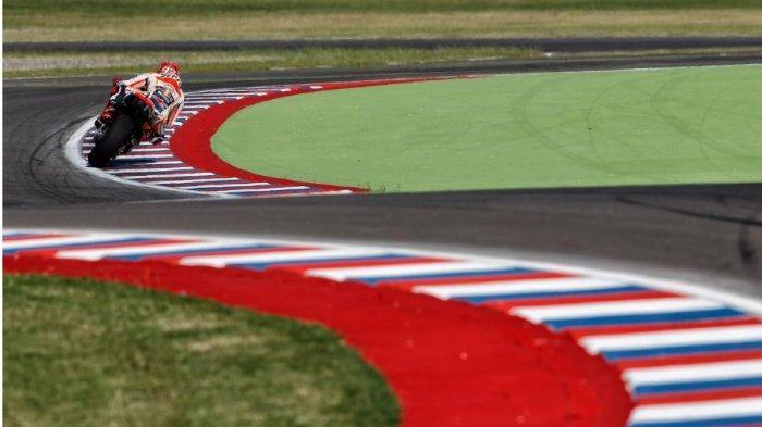 Repsol Honda Team di MotoGP Argentina
