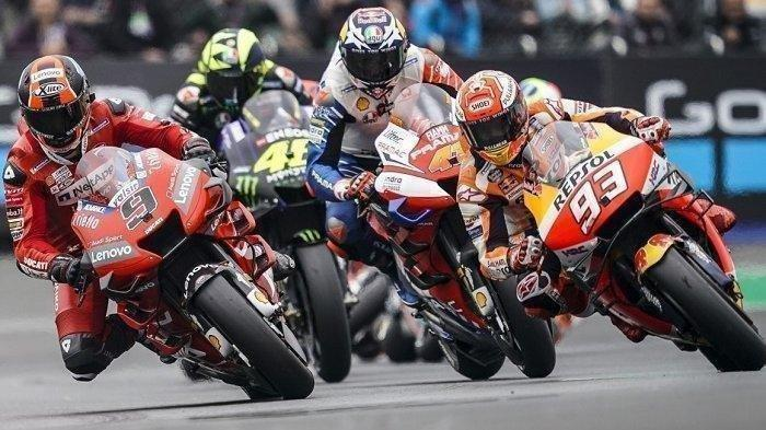 Jadwal MotoGP 2020, Persiapan Duet Alex dan Marc Marquez, Valentino Rossi Berharap Raih Podium