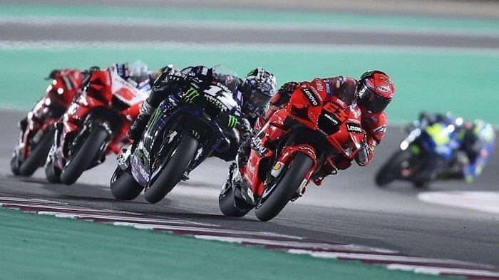 MotoGP Portugal Hari Ini: Murid Valentino Rossi Tercepat di FP2, Marc Marquez Masih 10 Besar