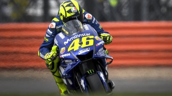 Jadwal MotoGP Valencia Siaran Langsung Trans7 - Kejutan Valentino Rossi
