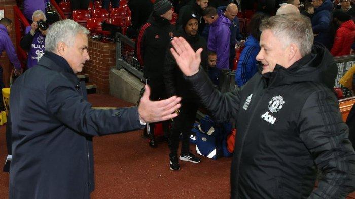 Link Streaming Tottenham Hotspur vs Manchester United : Ajang Balas Dendam Setan Merah