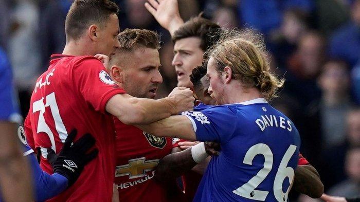 Jadwal MU Malam Ini Tandang ke Everton, Hasil Pertandingan Penting untuk Solskjaer
