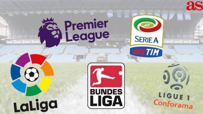 Inilah Jam Tayang TV Siaran Langsung Liga Inggris, Italia, Laliga di NET, RCTI, BeIN Sport