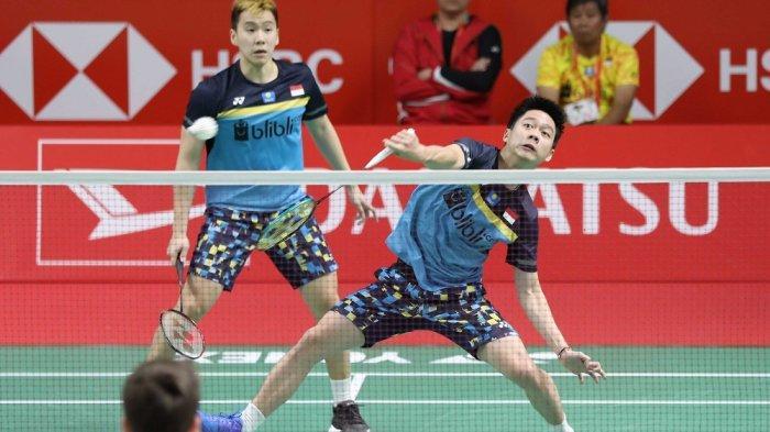 Terimbas Pandemi Covid-19, Turnamen Bulu Tangkis Indonesia Masters 2021 Batal Digelar