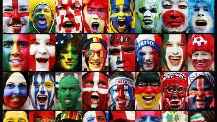Suporte Piala Dunia