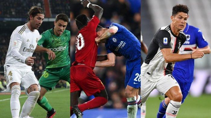Jadwal Pertandingan Pilihan Premier League, La Liga, dan Serie A, Madrid, Chelsea, Juventus