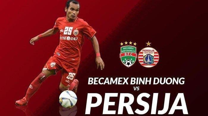 Jadwal Piala AFC 2019 Live Streaming MNCTV Becamex vs Persija Sore Ini, Wajib Menang!
