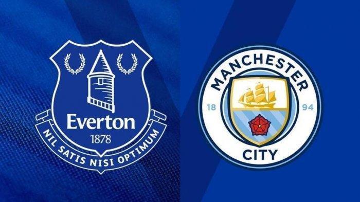 Everton vs Man City, Piala FA