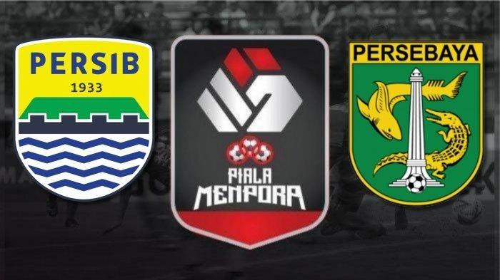 Jadwal Piala Menpora 2021, Persib Bandung vs Persebaya Surabaya, Live Indosiar Pukul 18.15 WIB