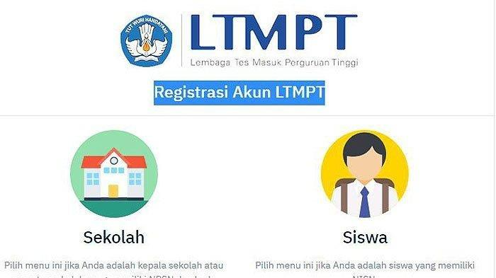 Jadwal Registrasi Akun Ltmpt Tahap 2 Utbk Sbmptn 2020 Dan Cara Isi Data Diri Di Portal Ltmpt Ac Id Tribun Jogja