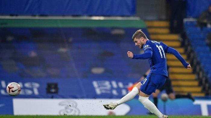 Striker Chelsea Timo Werner