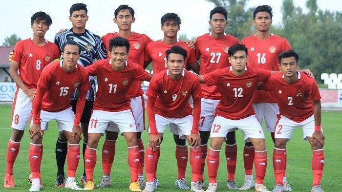 Inilah Nama-nama 38 Pemain Skuad Timnas Indonesia U-19 yang Dipanggil Shin Tae-yong