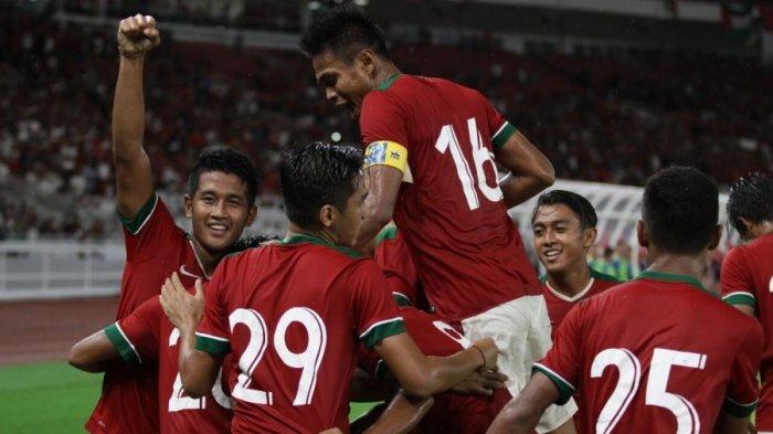 Jadwal Siaran Langsung RCTI Jelang Piala AFF 2018, Siaran Langsung Timnas Indonesia vs Mauritius