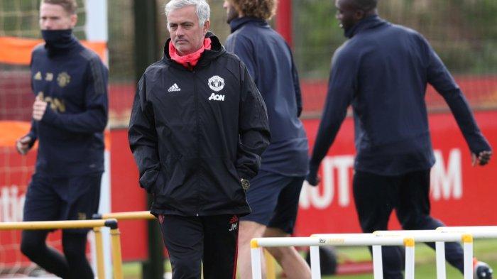 Jadwal Siaran Langsung RCTI Liga Champions Manchester United Vs Valencia, Nasib Jose Mourinho