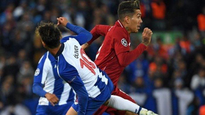 Jadwal Live RCTI dan Prediksi Liga Champions Porto Vs Liverpool, The Reds Punya Peluang 83 Persen